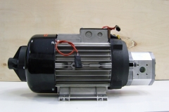 AC Motor pump