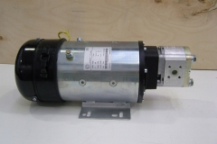 DC-Motor-pump